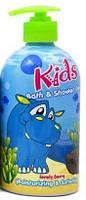 Гель для душа+ванной Bath&Shower Gel Kids Lovely Berry 500 ml