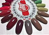 Гель-лак My Nail №347 (сливово-ягодный) 9 мл, фото 4