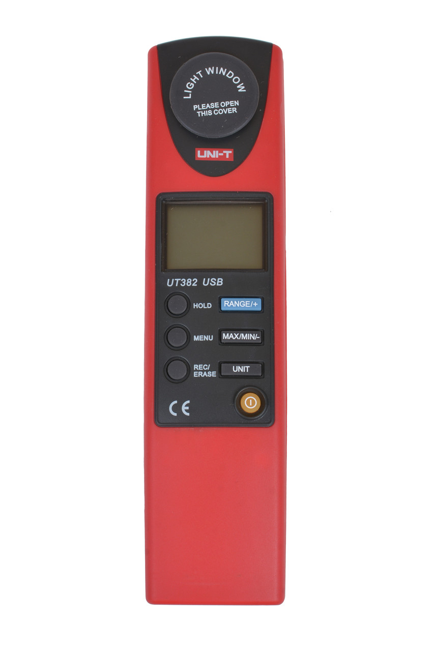 Цифровой люксметр UNI-T UT-382