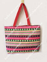 Стильная пляжная сумка 024