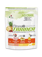 Trainer Fitness3 - корм для взрослых собак мелких пород с кроликом и картофелем 0,8 кг