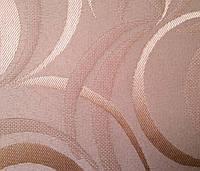 Рулонные шторы  Фестиваль 703 коричневый цвет