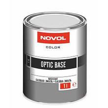 Металлики Novol, OPTIC BASE  419 OPAL