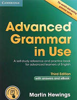 Advanced Grammar in Use 3rd Edition + eBook + answers
