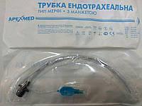 Трубка эндотрахеальная с манжетой стерильная 6,0 мм / Apexmed