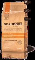 Grandorf (Грандорф) Junior 28/17- ягненок с рисом для юниоров 12кг