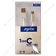 USB кабель Aspor A161 Type-C., фото 2