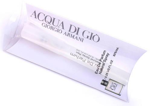 Мини-парфюм мужской Armani Acqua Di Gio Men (Армани Аква Ди Джио Мен), 8 мл