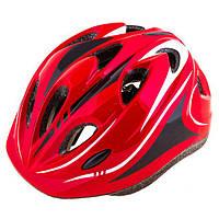 Шлем (велошлем) защитный от падений ADULT 503 (красный)