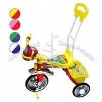 Товар Велосипед детский В 2-2 /6011,три колеса,длинная ручка.