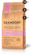 Grandorf (Грандорф) Puppy 29/18 - ягненок с рисом для щенков 12кг