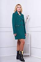 Пальто 517 (зеленый)