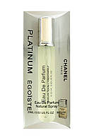 Мужской мини парфюм   Chanel Egoiste Platinum (Шанель Эгоист Платинум),20ml