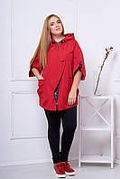 Куртка 301 (красный)