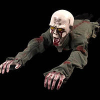 Ползущий зомби