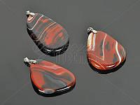 Кулон из пластины агата на шнуре 30528