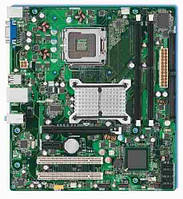 Плата S775 INTEL DG31PR на G31 сhip понимает ВСЕ 2-4 ЯДРА ПРОЦЫ INTEL Core2QUAD, Core2DUO, XEON 775 FSB 1333