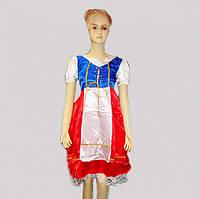 Маскарадное платье Красной Шапочки