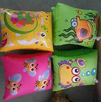 Детские надувные нарукавники - мультфильмы, 4 вида, BT-IG-0019