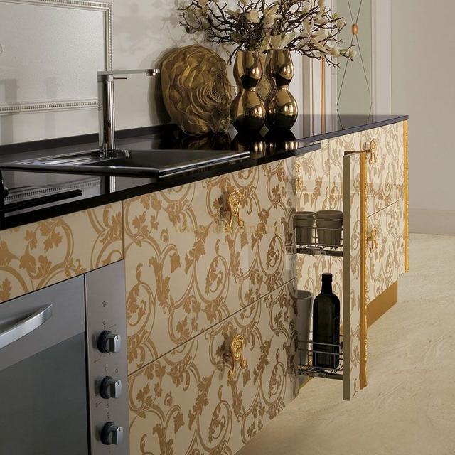 Concreta Majestic- кухня виготовлена з натурального дерева ...