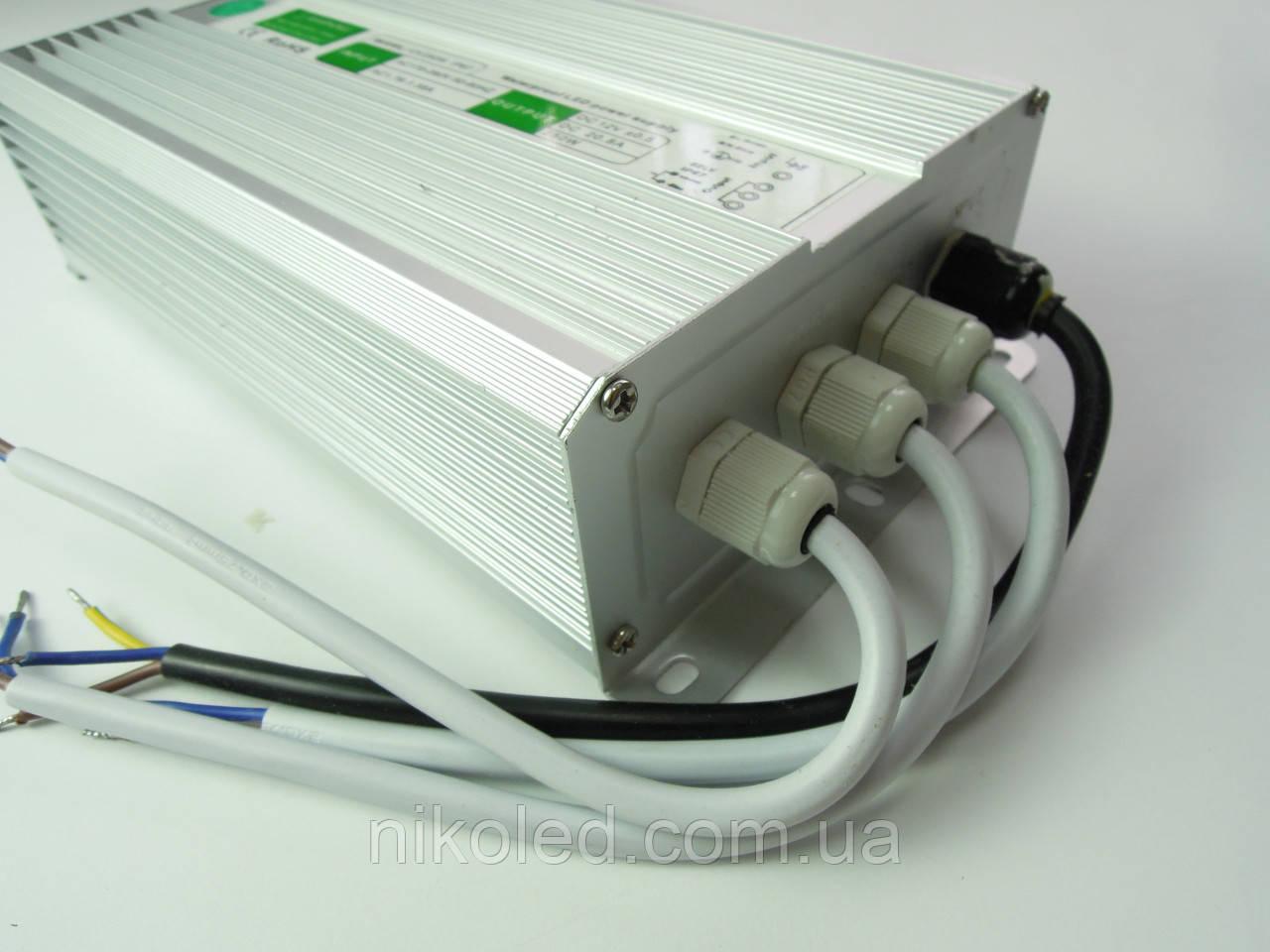 Блок живлення герметичний 220VAC 12VDC 20.8 A