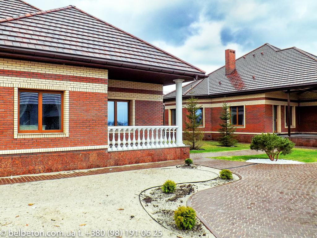 Балясины Вольное | Балюстрада бетонная в Кривом Роге и Днепропетровской области 4