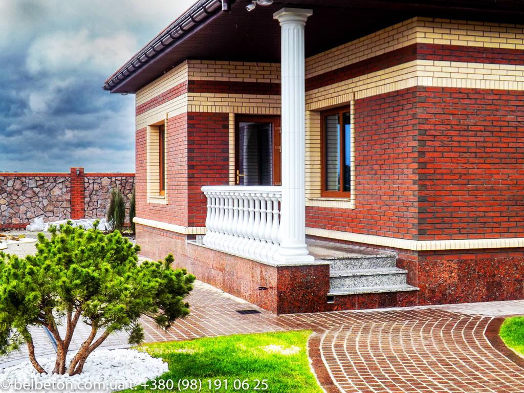 Балясины Вольное | Балюстрада бетонная в Кривом Роге и Днепропетровской области