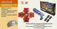 Детский набор Оружие с мишенью 151111-D