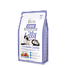 Brit Care Lilly I have Sensitive Digestion корм для кошек с чувствительным пищеварением, 2 кг