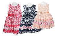 Платья детское трикотажное летнее Hamza 112, фото 1