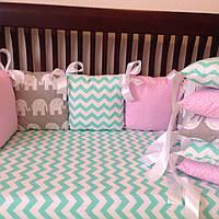 Детская постель для новорожденных Украина