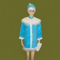 Карнавальный костюм Снегурочка L-80 см