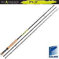 Удилище нахлыстовое Salmo Diamond FLY кл.6/7 2.85 (код 216-309072)