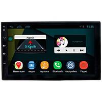 Универсальная магнитола CYCLON MP-7086 GPS Android + камера заднего вида и бесплатная доставка В ПОДАРОК