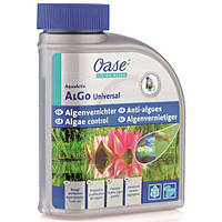 Биопрепарат от водорослей в пруду Oase AquaActiv AlGo Universal 500 мл
