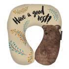 Подушка для путешествий Медведь 16J032