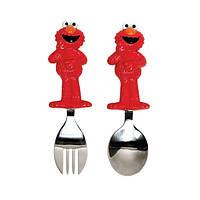 Munchkin, Sesame Street Toddler Fork & Spoon