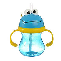Munchkin, Cookie Monster Character Cup - 1pk, 8 oz