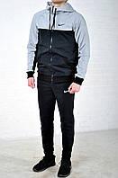 Легкий весенний спортивный костюм Nike (найк), мужской