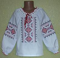 Дитяча вишиванка для дівчаток в Украине. Сравнить цены 261623760bb96