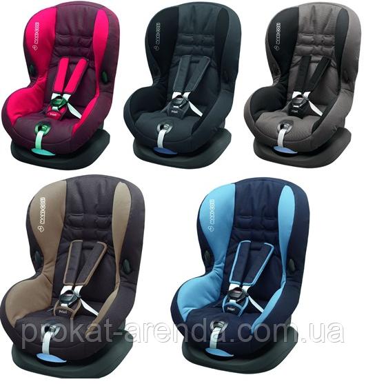 Автокресло Maxi-Cosi Priori SPS, группа 1 разные цвета
