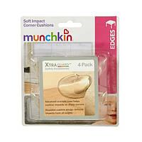 Munchkin, Safety, XtraGuard, Soft Impact Corner Cushions - 4pk