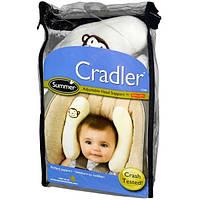 Summer Infant, Cradler, регулируемая поддержка для головы