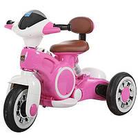 Детский Мотоцикл bAMBI M 3296L 2мотора 25W,2аккум 6V/4 (разные цвета)