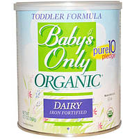 Natures One, Формула для малышей, Молочный продукт, обогащенный железом, 12.7 oz (360 г)