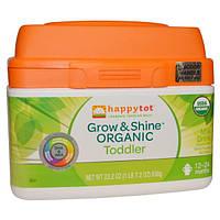 Nurture Inc. (Happy Baby), Happytot, Органическая смесь на основе молока, Grow & Shine Toddler, 23,2 унции (658 г)