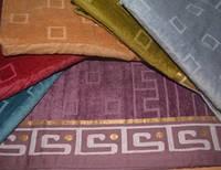 Банные полотенца Версаче-велюр