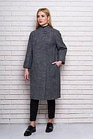 """Пальто """"625"""" (серый)"""