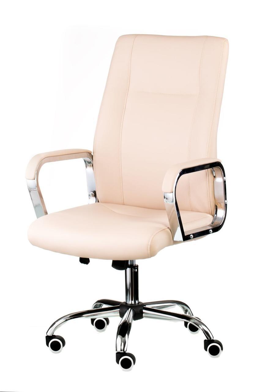 Кресло офисное Marble beige, TM Special4You