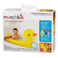 Munchkin, White Hot Inflatable Safety Duck Tub